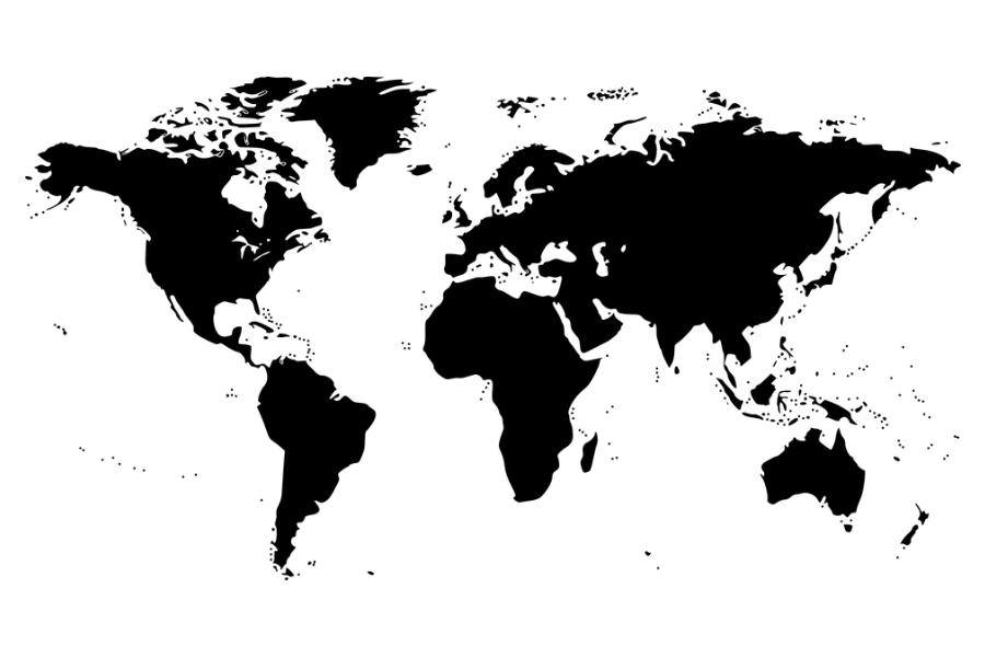 <span>Vertrieb                     </span>Karte unserer Reseller