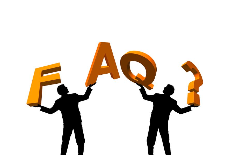 <span>FAQ</span>