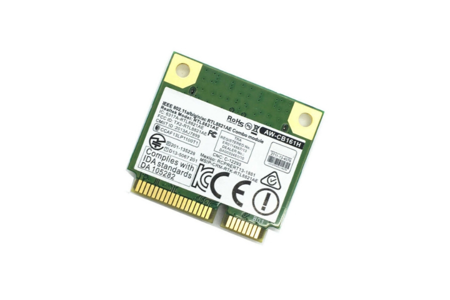 <span>Mini-PCI-e WLAN Option 802.11 a/b/g</span>