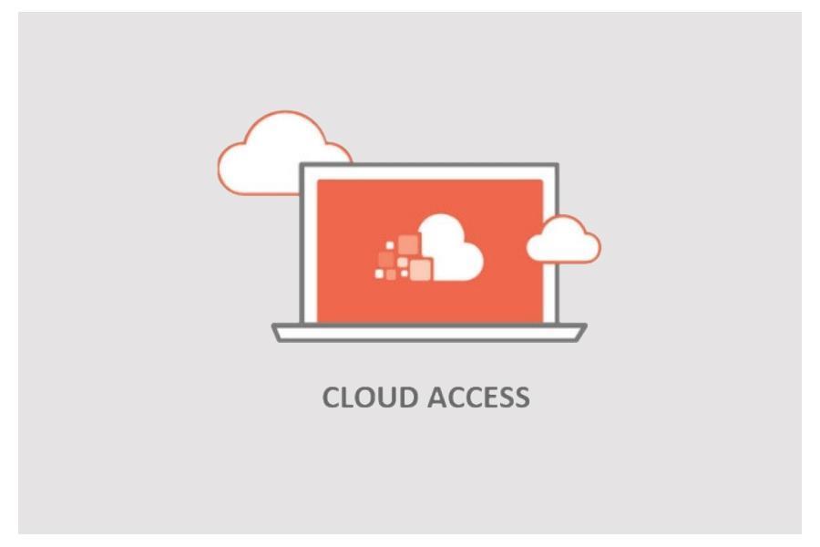 <span>Teradici Cloud Access</span>