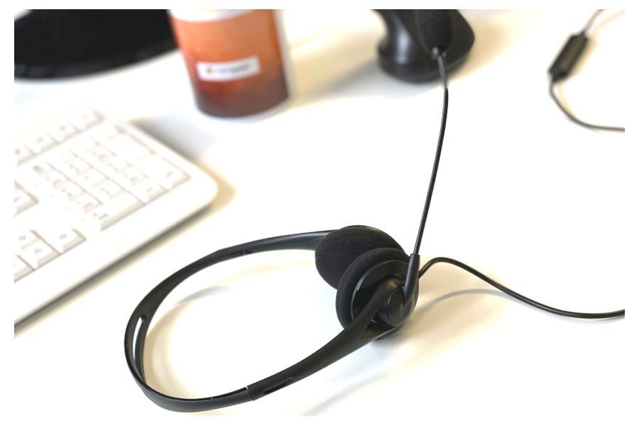 <span>Featured                     </span>Rangee Headset USB01